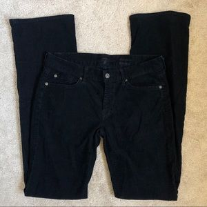 7 for All Mankind Kimmie Bootcut Corduroy Pants